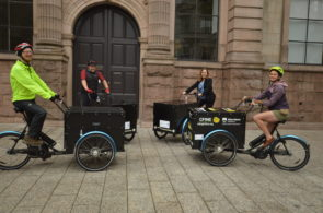 Aberdeen Launches E-Cargo Bike Scheme Following PTP Support